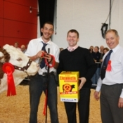 Yearling Heifer Winner