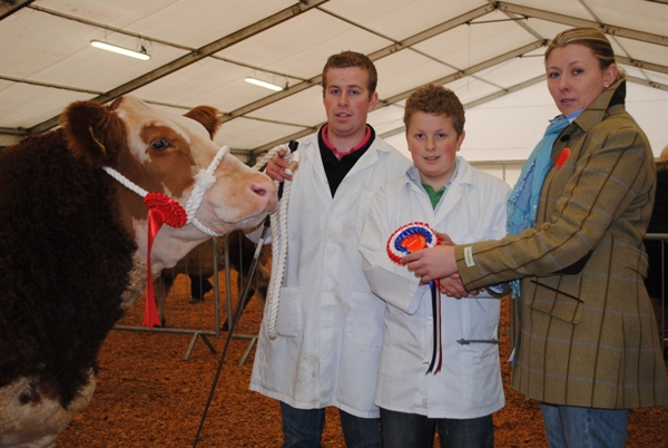 Carrick-On-Shannon Winter Fair 2012