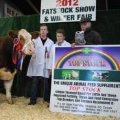 Carrick-On-Shannon Winter Fair 2012 Champion