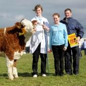 3rd Heifer 'Curaheen Wild Spirit'