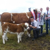 Clonakilty 2012 Overall Champion \'Seaview Wonderful\'
