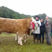 Dunmanway 2012 Overall Champion 'Raceview Winty Matilda'