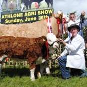 Athlone 2013 Champion \'Raceview Winty Matilda\'