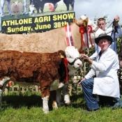 Athlone 2013 Champion 'Raceview Winty Matilda'