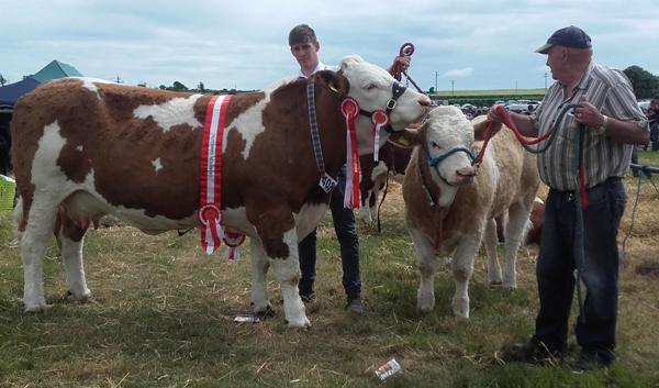 Clonakilty16 Champion 'Littlerock Dervla Annie'