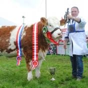 Bonniconlon Show Champion 'Tawley Gretta'