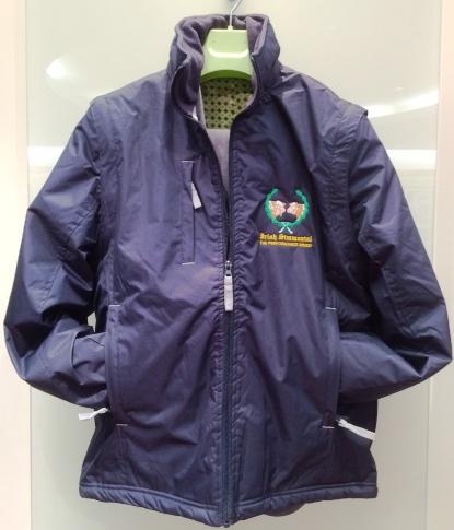 Society Jacket €50.00