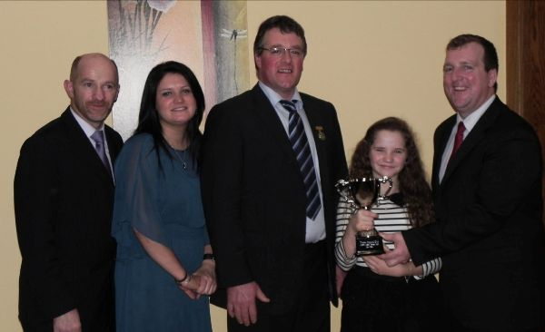 Saoirse Oliver 1st Young Stockperson