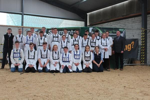 YISA Inter Club Final Tullamore Group 10717