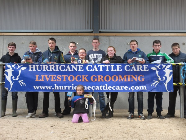South Eastern Club YISA workshop held recently at Tullamore Mart