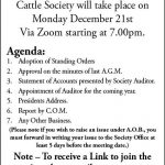 Irish Simmental Cattle Society AGM