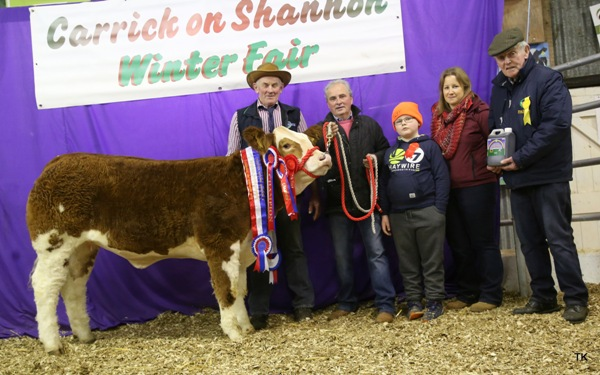 Carrick on Shannon Winter Fair 2019