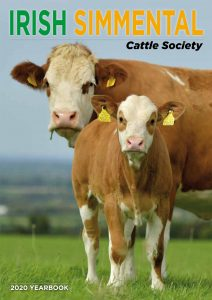 Irish Simmental Yearbook 2020