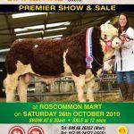 Roscommon Sale October 2019