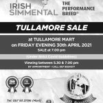 Tullamore Sale Friday 30th April at 7pm   – Photos & Videos Available