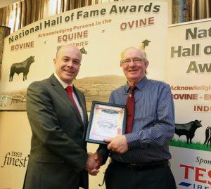 Joe McGarry Hall Of Fame 2018