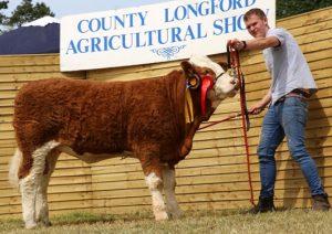 Longford19 Champion Tullyfarm Kiki
